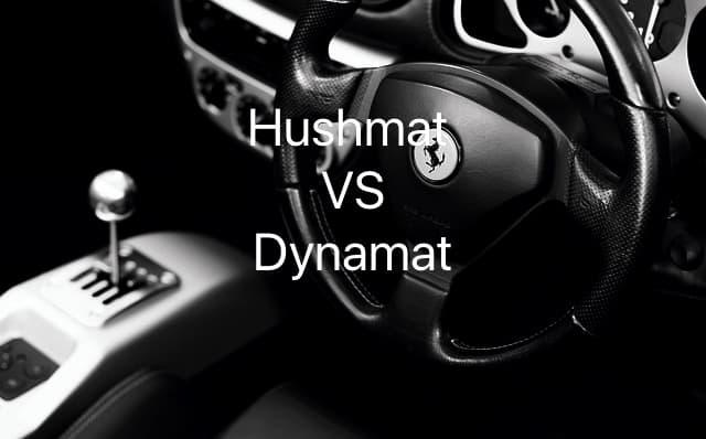 hushmat vs dynamat