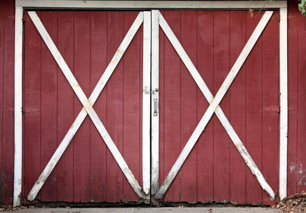 soundproof barn door